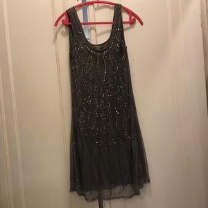 Angie beaded dress